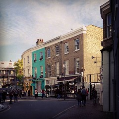 london #londoncolors #londonstreet #nottinghill #streetphotography #londonmarket... (ER-Photo) Tags: autumn london streetphotography nottinghill portobelloroad portobellomarket londonstreet autumnlight londonmarket londoncolors uploaded:by=flickstagram instagram:photo=10948207215678136912204679691