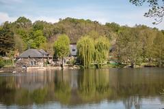 Sainte Suzanne (didier.delavaud) Tags: riviere mayenne sarthe saintesuzanne