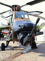 Helicoptere Tigre du 1er rgiment d'hlicoptre de Phalsbourg (Model-Miniature / Military-Photo-Report) Tags: ri juin abc 18 arsenal metz musique 1er journe dfense orchestre 2016 arme solidarit blind