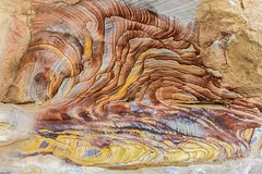 *sandstone art*  (in explore) (albert.wirtz) Tags: albertwirtz nikon d700 nikkor2470f28 sinai aegypten egypt sandstone art sandstein sandsteinkunst beduinen bedouins rock fels rockart layersofsandstone rockydesert desert wste felswste explored inexplore