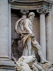 2016 Rome Italy Trevi Fountain (Bely Medved) Tags: vacation italy rome roma fountain it trevi trevifountain lazio jrj em5mk11
