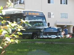 Bel Air_5566 (Michael.C.G) Tags: vintage chevrolet belair oakbay marina beachdrive oakbayteaparty car