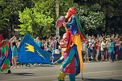 Platonovfest (Alex-Bell) Tags: city summer sun art russia voronezh        strit  platonovfest
