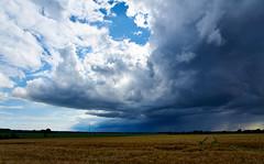 cloudsstorm (CB-Photos) Tags: storm clouds way landscape licht finger feld wolken landschaft sonne schatten regen gott getreide unwetter markranstdt dt1650mmf28ssm ilca77m2