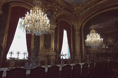 (Stephanie DiCarlo) Tags: travel paris france museum europe louvre palace thelouvre