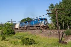 Canyon Road (Ryan J Gaynor) Tags: railroad train railway trains canadianpacific bluebird cp railfan railroading cefx leaser ethanoltrain codeline galtsubdivision