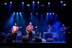 Treetop Flyers-18 (redrospective) Tags: blue music london musicians photography concert guitar live band instruments guitarist dryice electricguitar spotlights 2016 sambeer brooklynbowl treetopflyers reidmorrison 20160621