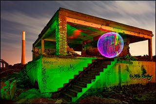 A Lightpainters playground