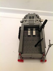 Back (Leafix) Tags: lego scifi m3halftrack legohalftrack