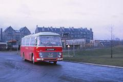 Highland B62 EYS63C Glasgow (Guy Arab UF) Tags: road bus buses coach glasgow group scottish highland northern 1962 reliance aec parliamentary omnibuses duple macbraynes b62 eys63c