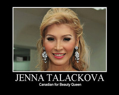 beautyqueen (ThaFolks) Tags: she boy jenna canada poster was born pic miss universe transsexual motivational contestant talackova disqualifies