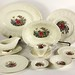 "281. Large Set of ""Wellesley"" China by Wedgwood"