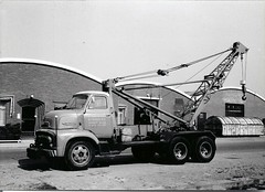 XB-46-00 Ford C-620 1953 (TedXopl2009) Tags: xb4600 ford c620 wrecker takelwagen truck cseries coe cab over engine 1953 ditranex