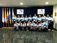 Selección Petanca 2012
