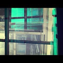 shadow play (espagnodutchie) Tags: shadow canada color window montreal qubec shadowplay multiexposure centresud