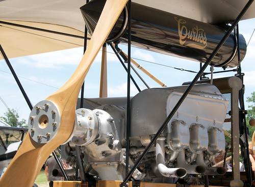 Curtiss Pusher Replica (NX44VY)
