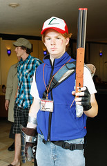 _MG_7433 (FirstPerson Shooter) Tags: cosplay pokemon ash evildead portcon portconmaine portcon2012