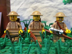 Brits ( 424) Tags: world 2 milan english war lego wwii ii sniper ww2 british sten custom axis madge brits allies minifigure brickarms viking424