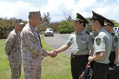 Commander, U.S. Marine Corps Forces, Pacific, ...