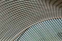 Guillemins Liege (BraCom (Bram)) Tags: roof abstract art glass lines station architecture pattern shadows belgium belgique curves belgi explore railwaystation liege glas luik dak wallonie patroon lige guillemins walloonregion bracom