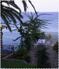 Un piccolo paradiso (Luana_58) Tags: blue mare campania azzurro paradiso sogno cilento marinadicamerota