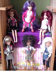 Liv Dolls (Just a Nobody) Tags: alexis dolls katie liv hayden carly sophia ororo