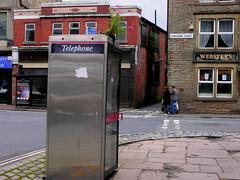 Bacup,  Lancashire. (Lawrence Peregrine-Trousers) Tags: call br box telephone kiosk bacup ffffffffff