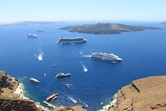 Santorini Griekenland juli 2012 251