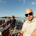 On The Suomenlinna Ferry