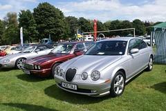 Jags (MJ_100) Tags: show old classic cars car vintage transport arboretum vehicles british xjs jaguar walsall 2012 xj