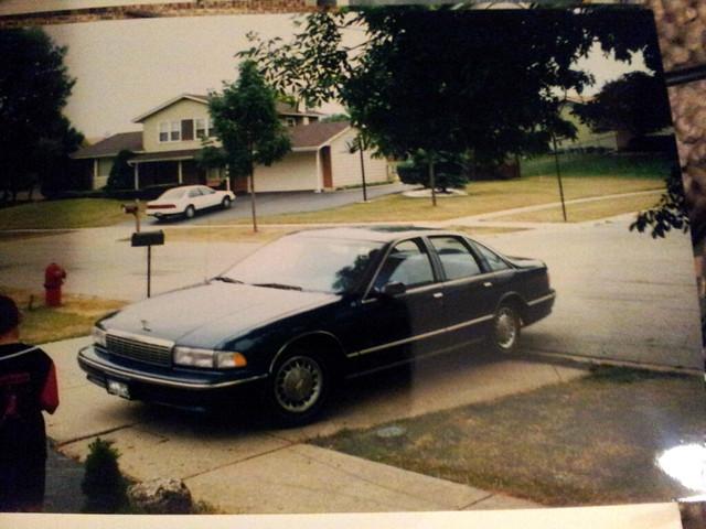 classic chevrolet 1994 caprice