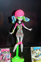 SDCC 2012 Mattel Monster High Dolls  067 : Skultimate Roller Maze Asst: Ghoulia (IdleHandsBlog) Tags: fashion toys spooky horror mattel collectibles monsterhighdolls sdcc2012 sandiegocomiccon2012