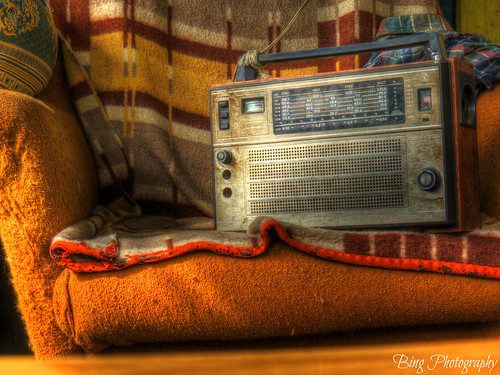 Old radio hdr