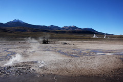 El Tatio geysers, Chile (sensaos) Tags: chile travel mountains field america de is san chili desert south el pedro atacama andes desierto geyser northern amerika region 2012 zuid tatio sensaos