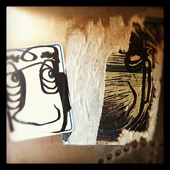 SNACKI x SNACKI (billy craven) Tags: chicago graffiti sticker handstyles snax kwt slaptag 2nr snacki uploaded:by=instagram