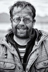 • Fisherman's knot (Woven Eye) Tags: portrait people blackandwhite bw man blancoynegro face glasses iceland fisherman noiretblanc zwartwit nb human portraiture local ísland biancoenero islande icelandic selenium 白黒 黑與白 svartoghvítt islenski zwartewitte lýðveldiðíslandland