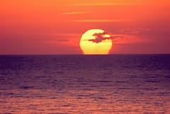 Amazing Atlantic Sunset (Andalucia) (murtphillips) Tags: sunset amazing spain heaven andalucia atlantic conil espagna mygearandme
