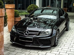Mercedes C63 AMG Coup Black Series (15skyline15) Tags: black slr sports wagon mercedes moss bs stirling hamburg performance s65 s f1 63 sl mclaren mercedesbenz series gt dtm edition ml package coupe coup sls amg sl65 2012 roadster brabus hamann gt3 sclass e63 722 eclass slk55 cl65 ml63 usw s63 cls63 g65 c63 cl63 sl63 widestar g63 722s gl63 15skyline15