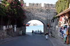 IMG_2226 (XimoPons : vistas 3000.000 views) Tags: greek greece grecia rodos rodas egeo patrimoniodelahumanidad  ximopons isladerodas