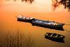 Barcas (Color) (Ivan_Fle) Tags: camera city españa water beauty rio river spain europe colours good evil ciudad valladolid 1855 barcas pisuerga emount blinkagain sonynexf3