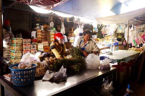 Drive-by shopping. Hua Hin