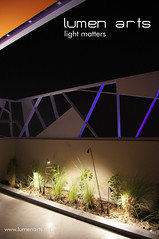 07 (lumen-arts) Tags: lighting landscape bahrain landscaping arts led posters portfolio designers lumen landscapers lightshop