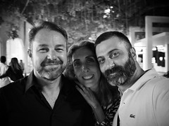 Fun time! (Billy W Martins ) Tags: friends usa boys girl dinner beard nikon florida miami bestfriends selfie lincolnroadmall southmiami d7100