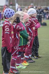 1604_FOOTBALL-40 (JP Korpi-Vartiainen) Tags: game girl sport finland football spring soccer hobby teenager april kuopio peli kevt jalkapallo tytt urheilu huhtikuu nuoret harjoitus pelata juniori nuori teini nuoriso pohjoissavo jalkapalloilija nappulajalkapalloilija younghararstus