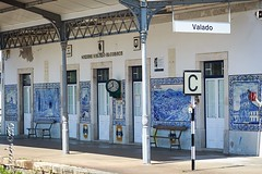IMG_0174 (pedroascodor) Tags: station train nazare estao caminhodeferro valadodefrades