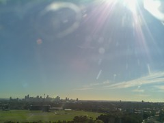 Sydney 2016 May 06 11:33 (ccrc_weather) Tags: morning sky outdoor sydney may australia automatic kensington unsw weatherstation 2016 aws ccrcweather