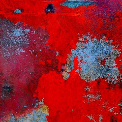 Abstracct (StephenReed) Tags: abstract art abstractart metal paint chippedpaint rust nikond3300 stephenreed