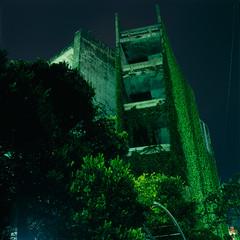 (akira ASKR) Tags: bronica okinawa velvia100  naha 2009 bronicas2 rvp100  nahacityhall 200929