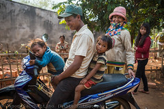 _DSC4256 (Jason WastePhotography) Tags: life travel tree art girl smile landscape photography countryside asia east vietnam viet familly motobike