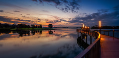 By Morning Light (- Etude -) Tags: panorama sunrise landscape singapore none 2016 a7ii sonyalpha zachchang